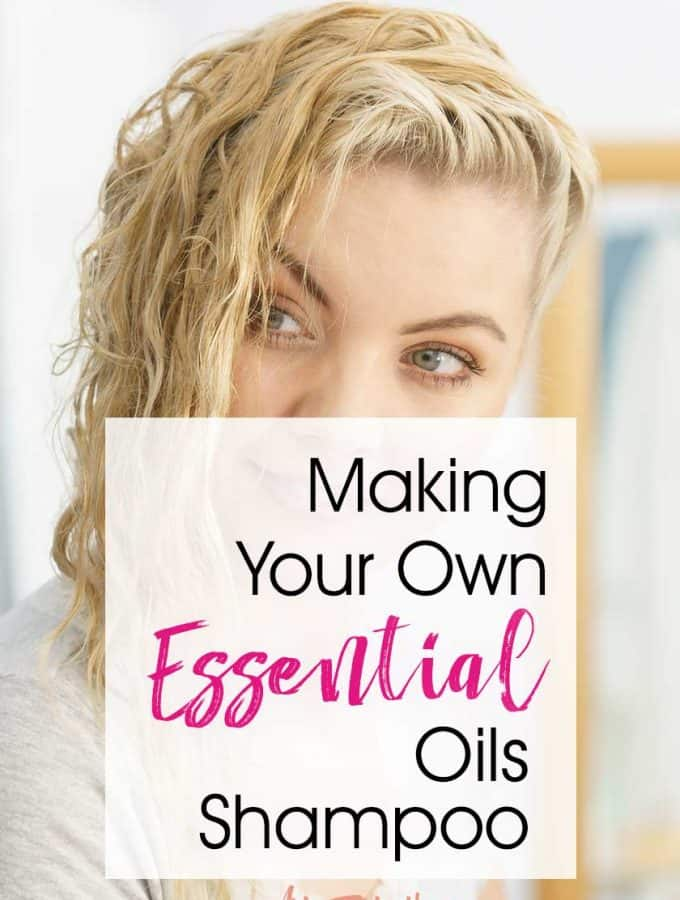 How To Use Essential Oils In Your Shampoo