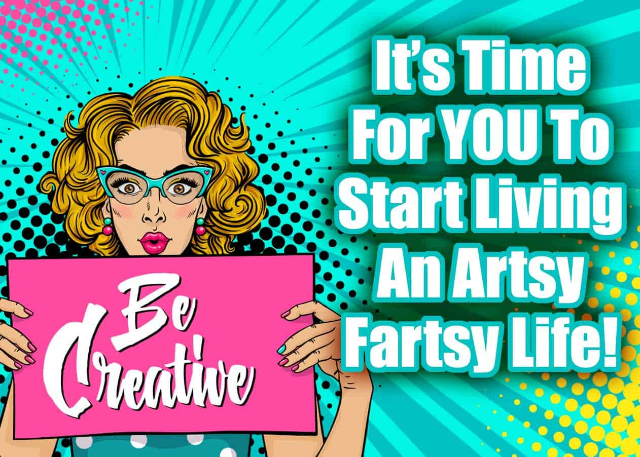 Are You Ready To Be Creative? .... YAY! I am so glad you found us! We are a wild band of creative women who are not afraid to say it is time for us to start making a difference.