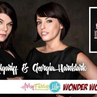 Georgia Hardstark and Karen Kilgariff of My Favorite Murder, Wonder Women