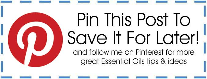 Essential Oils Pin This Button