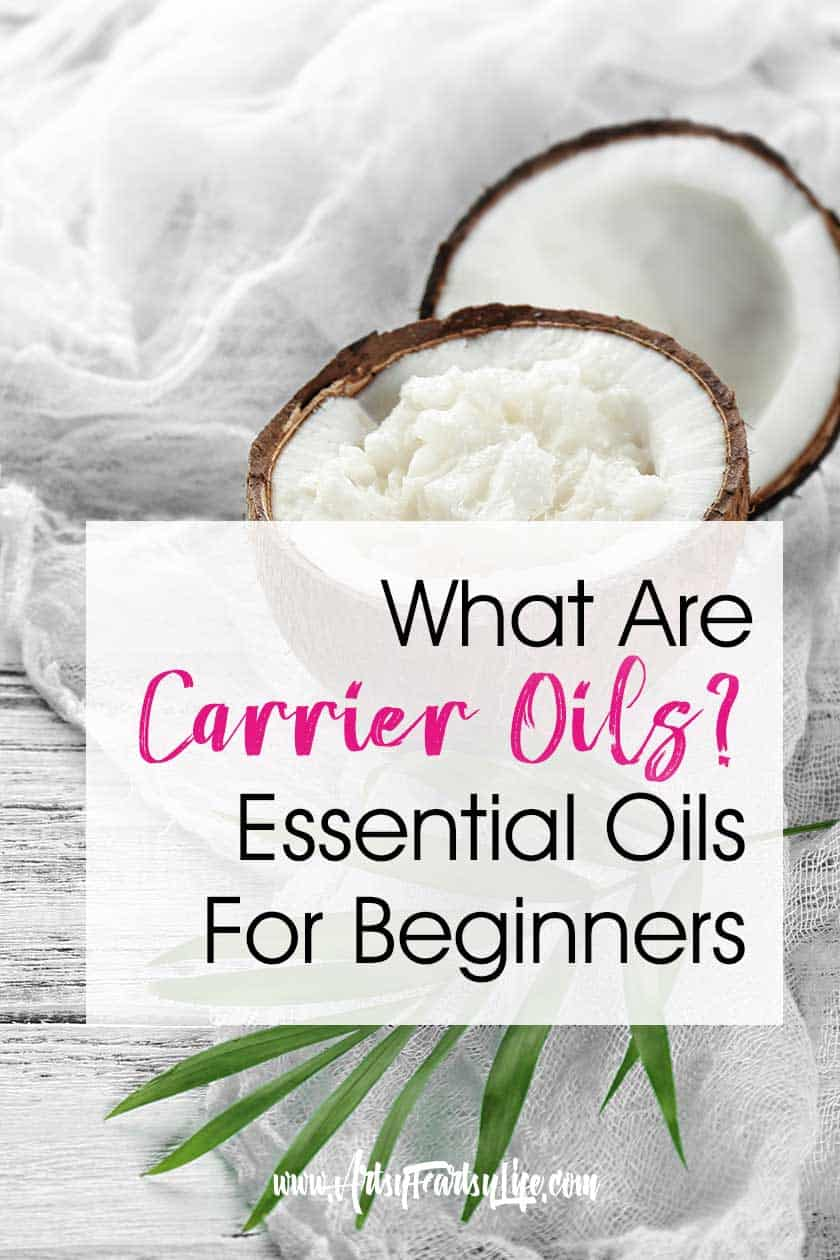 What Are Carrier Oils? – How To Use Essential Oils For Beginners… If you're new to essential oils, you may be wondering about some of the terminology. One of the big ones you will see are carrier oils.
