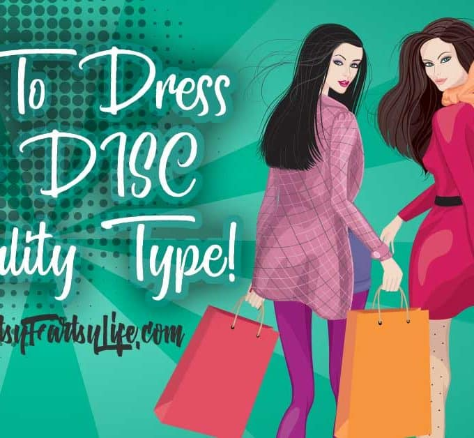 Dress Yourself Using The DISC Personality Type