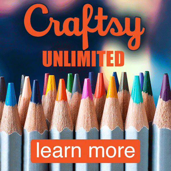 picture of craftsy unlimited program