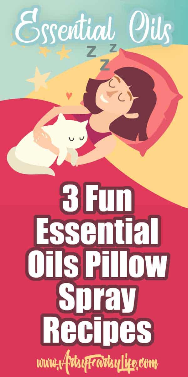 "3 Fun Essential Oils Pillow Spray Recipes To Help You Sleep Like A Baby... Instead of turning to sleep aids that can leave you groggy the next morning, or supposed ""natural"" pillow sprays that are full of preservatives and other less than natural chemicals, try something a bit more natural. There are a bunch of different essential oils you can use to make your own pillow sprays to help you relax to sleep."
