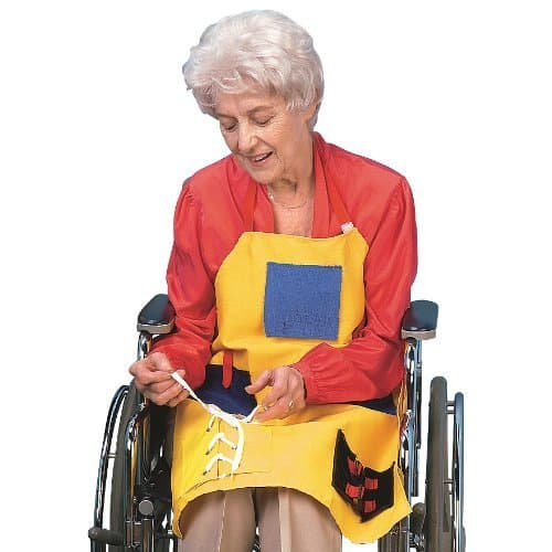 Alzheimers Activity Apron