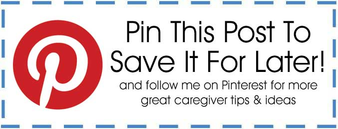 Caregiver Posts - Pin This For Later