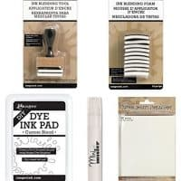 Ranger Tim Holtz Distress Ink Blending Bundle #2