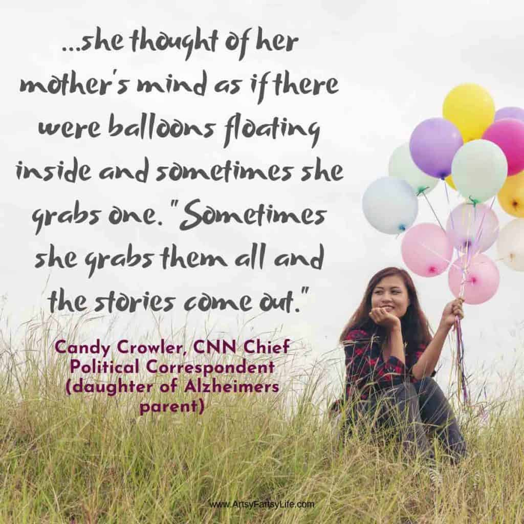 Candy Crowler - Mothers Mind Balloons Quote