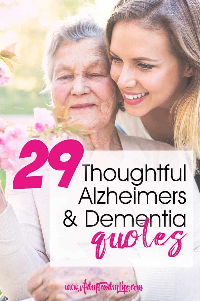29 Quotes About Alzheimers