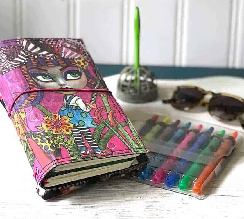 Dyan Reaveley Travelers Notebook