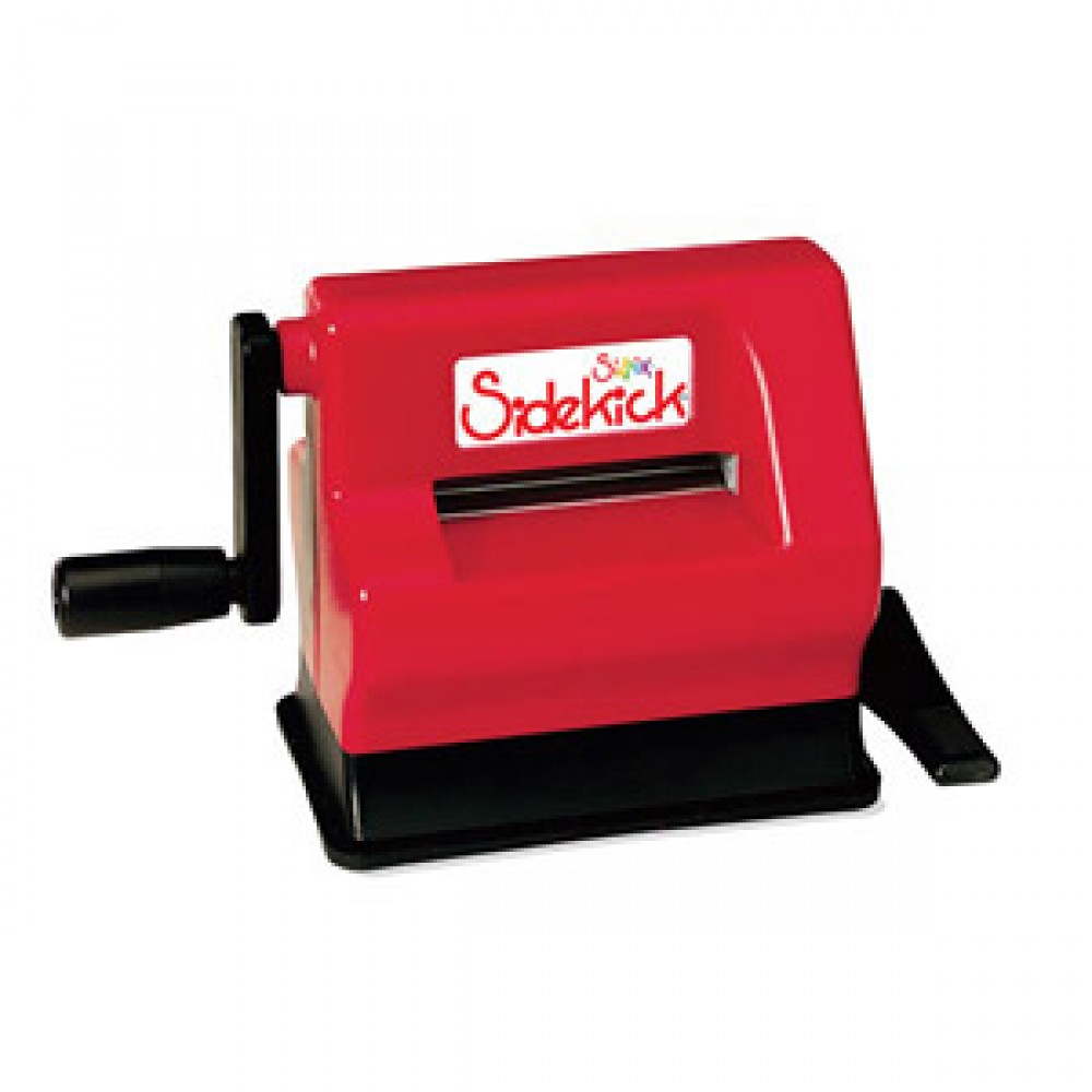 Sizzix old red sidekick