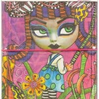 Dyan Reaveley's Dylusions Dyalog Canvas Printed Cover