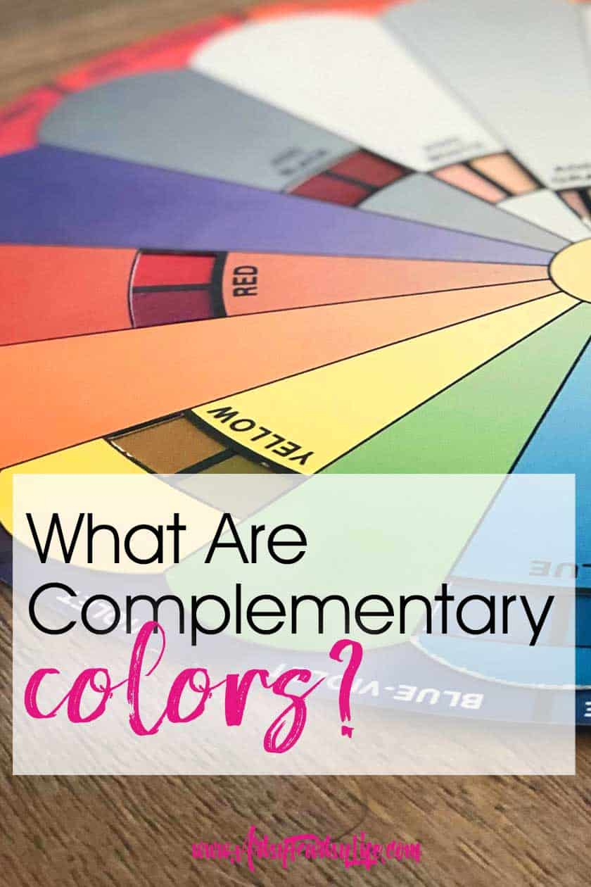 What Are Complimentary Colors?