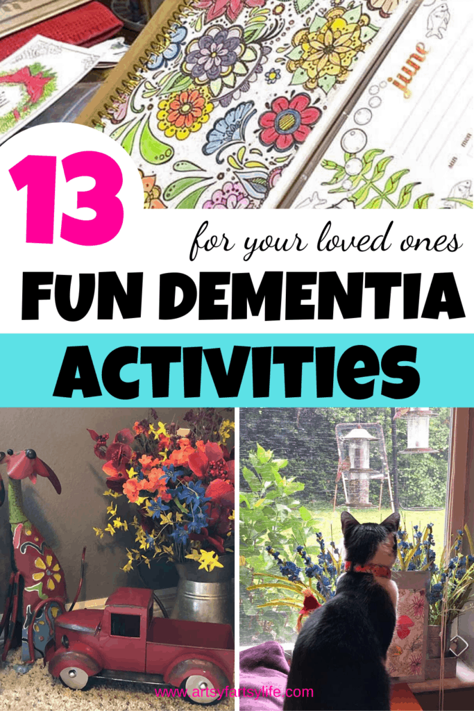 13 Fun Activities For Alzheimer or Dementia Patients