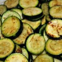 Cast Iron Grilled Zucchini Recipe