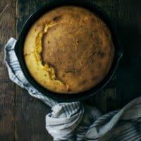 Skillet Cornbread, the Best Cornbread Recipe - Little Figgy Food