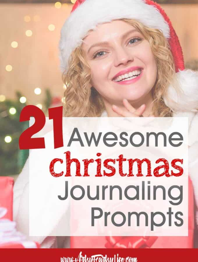 Journaling Prompts For Christmas
