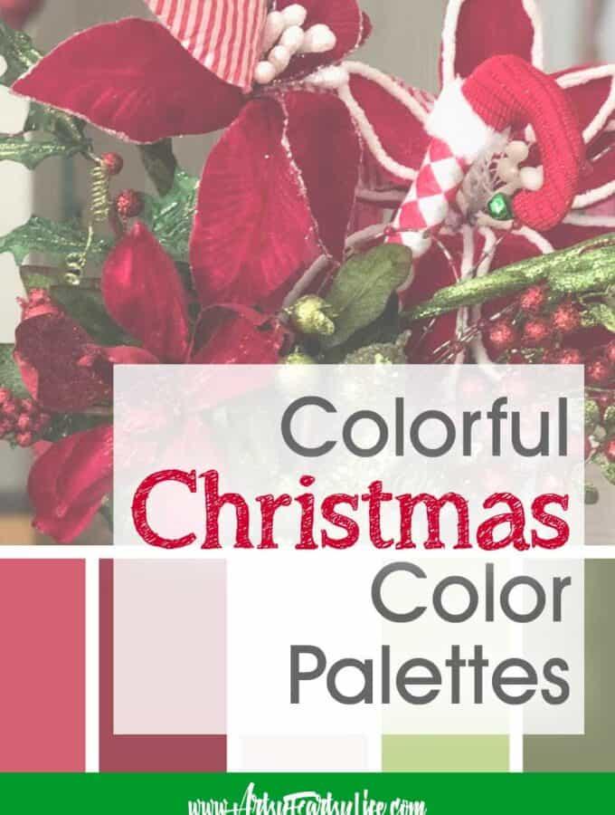 Christmas Colors Palettes