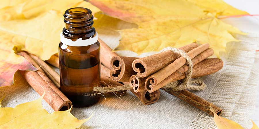 Cinnamon essential oils