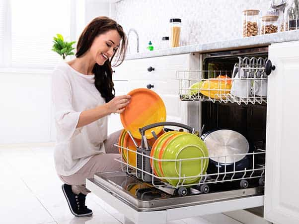 How To Clean A Smell Dishwasher Naturally
