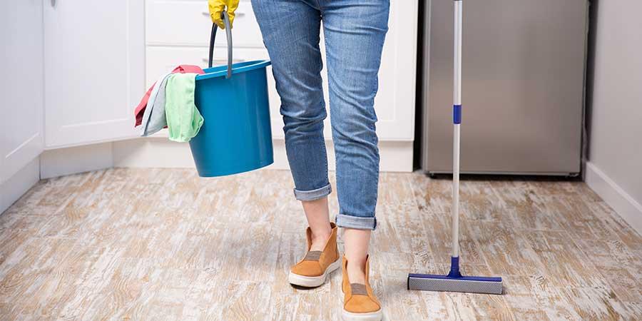 Essential oil floor cleaner recipe