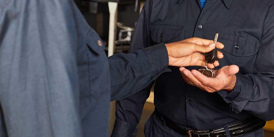 When should you take away the car keys