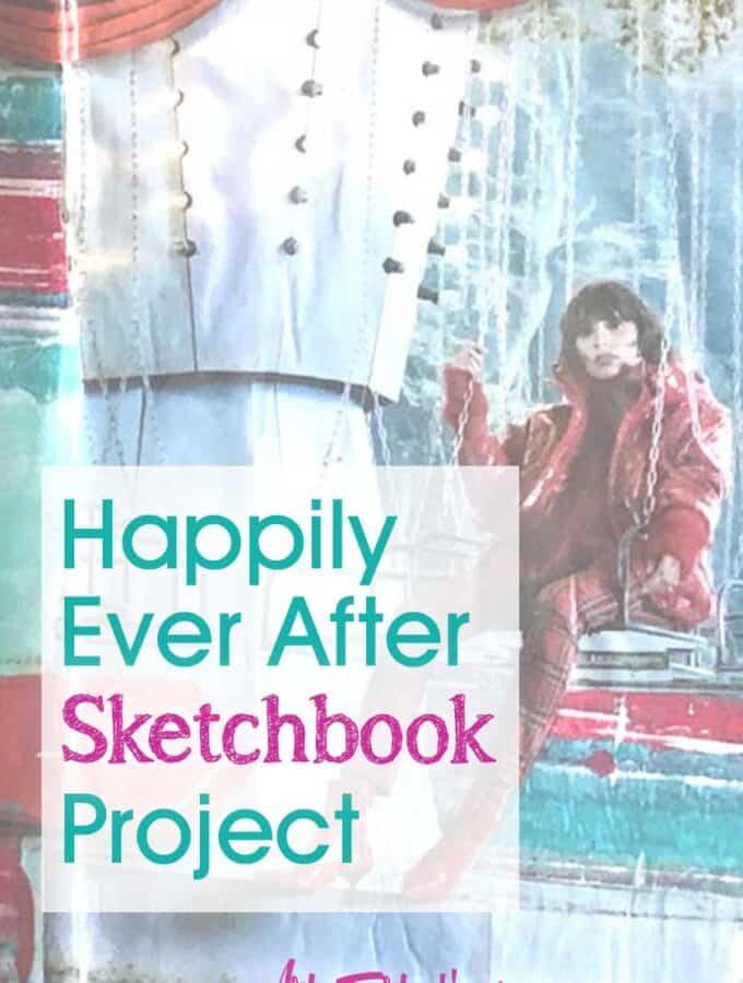 The Sketchbook Project - Tara Jacobsen