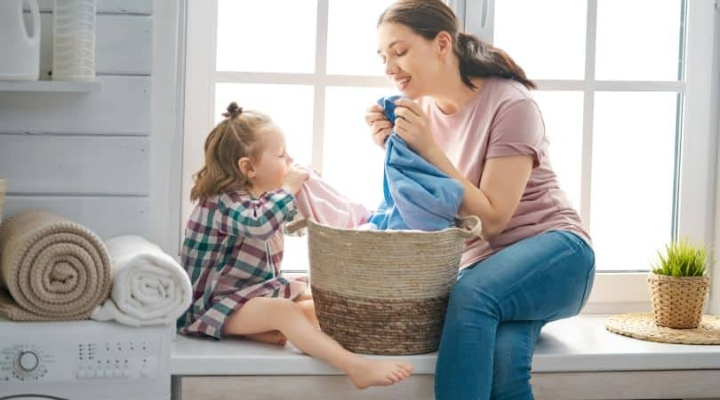 How To Have Natural Unscented Laundry