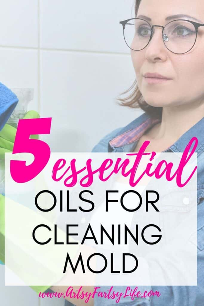 How To Get Rid of Mold with Essential Oils