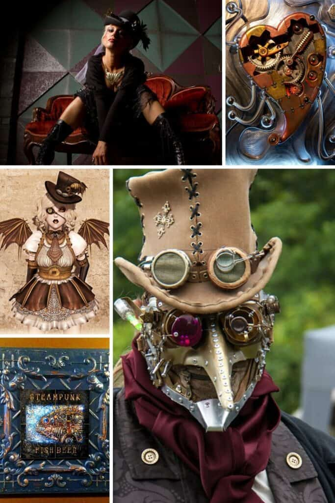 Steampunk Images