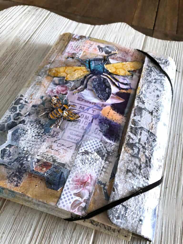 Bee Folio - Gloss Spray Small Folio Mini Album