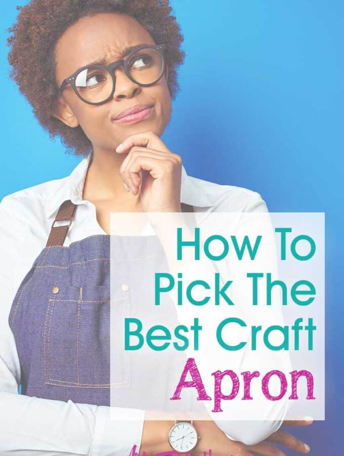 Tips and Ideas For Picking The Best Craft Apron