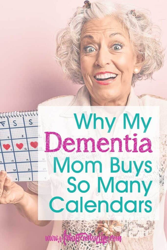 The Heartbreaking Reason My Mom-In-Law Keeps Buying Calendars