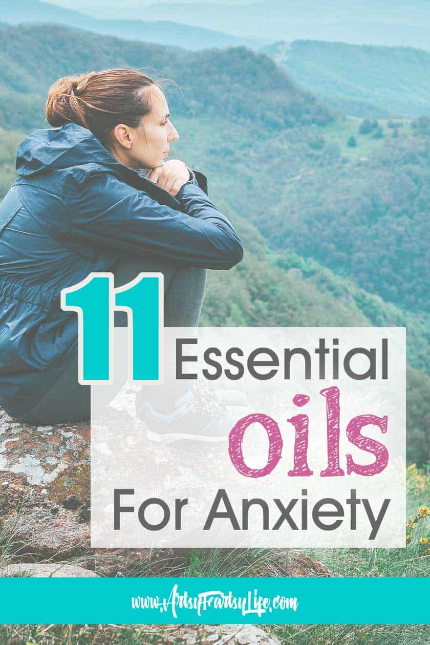 11 Essential Oils For Anxiety