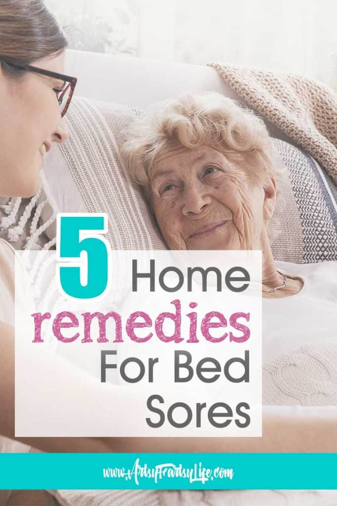 5 Home Remedies For Bed Sores