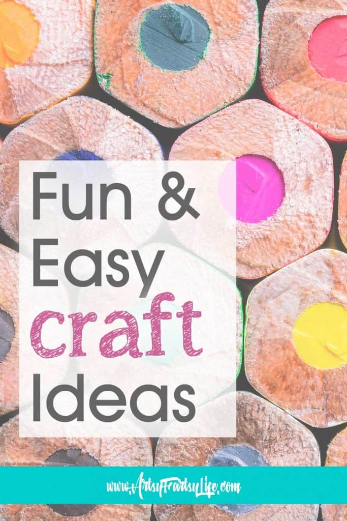 Craft Project For Adults
