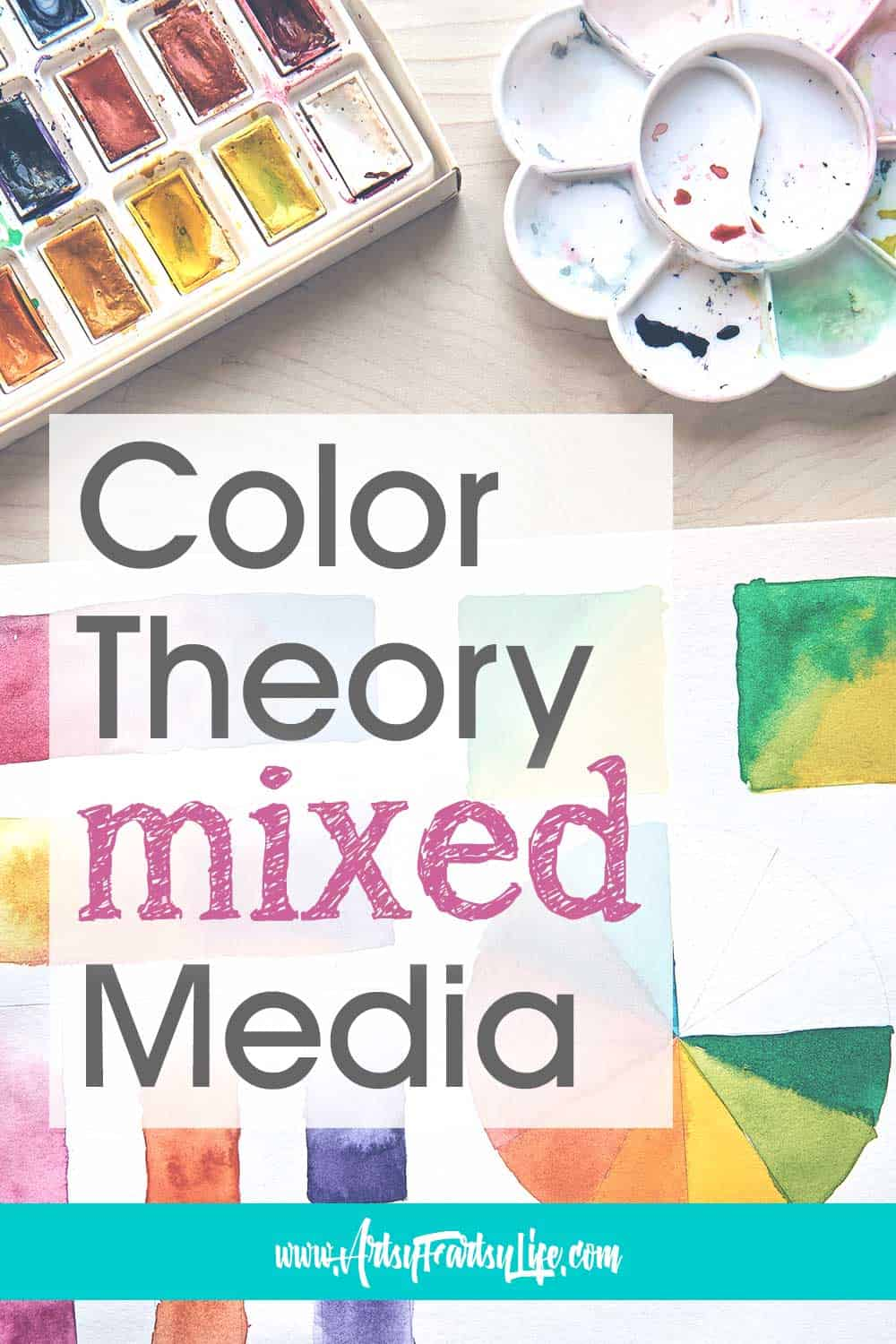 Color Theory In Mixed Media Art