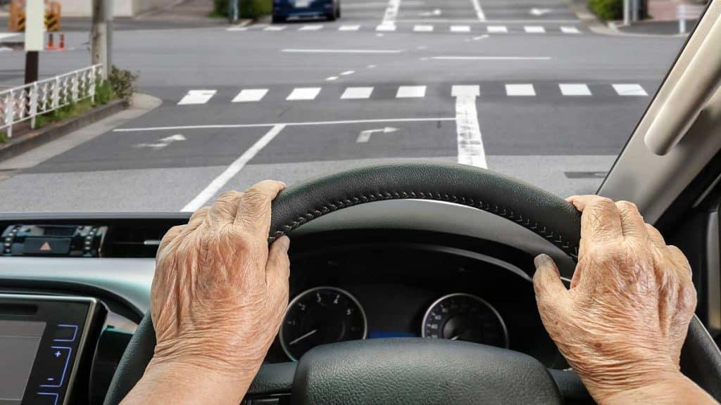 Dementia Driving