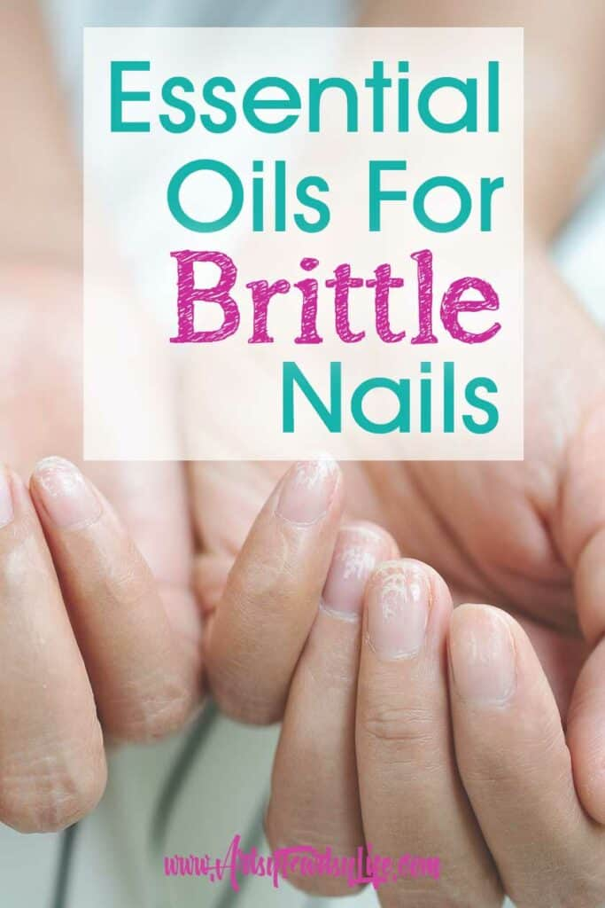 How To Help Brittle Nails With Essential Oils