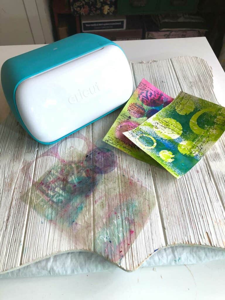 How To Make Reusable Stencils With A Cricut Joy