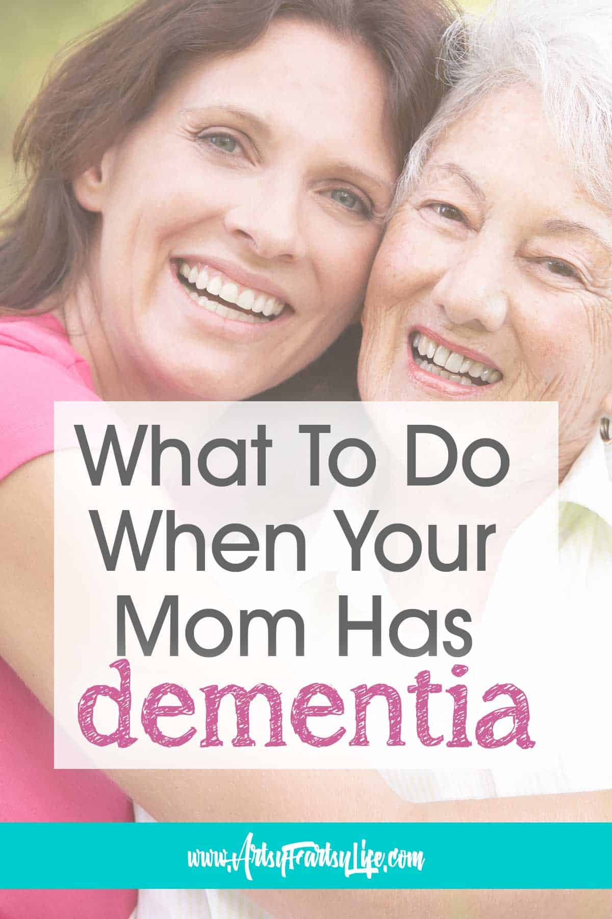 What To Do After You Find Out Your Loved One Has Dementia