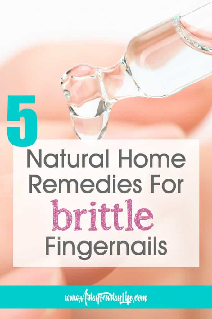 5 Natural Ways To Help Brittle Nails